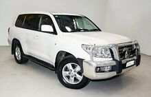 2010 Toyota Landcruiser VDJ200R MY10 VX White 6 Speed Sports Automatic Wagon Edgewater Joondalup Area Preview