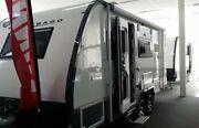 2018 Winnebago Burke A White Caravan Campbellfield Hume Area Preview