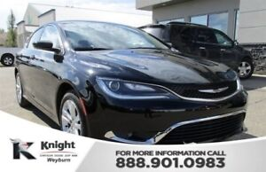 2016 Chrysler 200 Limited Heated Seats Touchscreen Remote Start