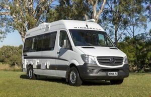 2018 Winnebago Mercedes Bondi 2S White Campervan