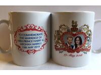 Beautiful Royal Wedding Mug HRH Prince Harry and Meghan Markle