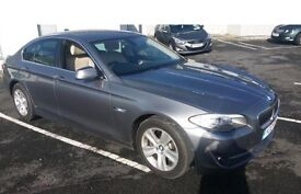 2012 BMW 5 Series 2.0 520D EFFICIENTDYNAMICS