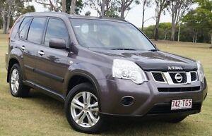 2013 Nissan X-Trail T31 Series V ST 2WD Magnesium 1 Speed Constant Variable Wagon Bundaberg West Bundaberg City Preview