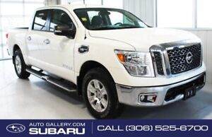 2017 Nissan Titan SV | CREW CAB | 4X4 | POWER HEATED SEATS | ALL