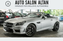Mercedes-Benz SLK 55 AMG Roadster|COMAND|DRVIVERS PACKAGE|VOLL