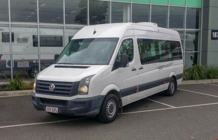 2013 Talvor VW Crafter Euro Tourer White Motor Home Campbellfield Hume Area Preview
