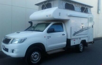 2014 Talvor Adventure Camper Campervan Gepps Cross Port Adelaide Area Preview