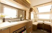 2018 Adria Adora 612 DP Sport Caravan Campbellfield Hume Area Preview