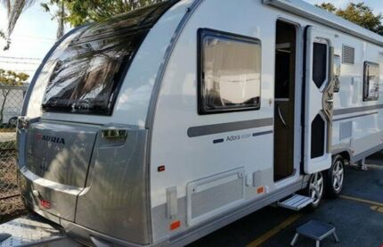 2018 Adria Adora 612 DP Sport Caravan Northgate Brisbane North East Preview