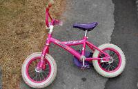 """Girls 12 """" bike"""