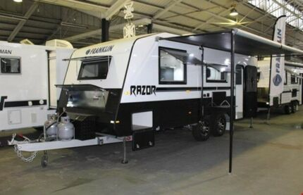 2018 Franklin Razor 216 CAFW Caravan Gepps Cross Port Adelaide Area Preview
