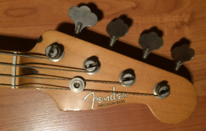 Fender Road Worn '50s Precision Bass Neck (MIM)
