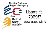 Electrician 416-221-0777 (call or text)