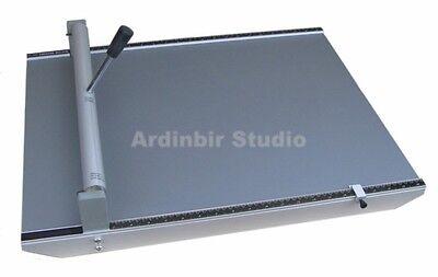 New 18 463mm Manual Hand Paper Card Creaser Creasing Scoring Machine Scorer