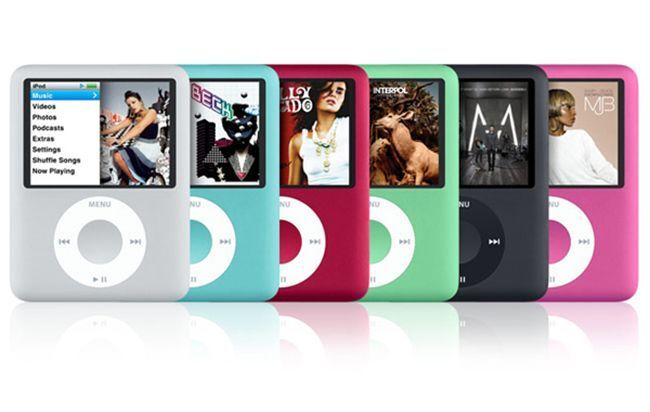 Ipod - Apple iPod Nano 3rd Generation 4GB 8GB  - Used - Tested - All Colors - Free Ship
