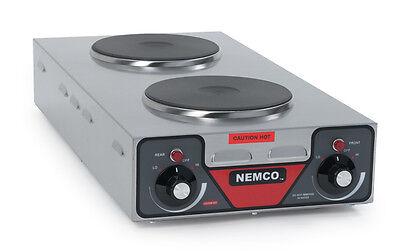 Nemco 6310-3 Vertical Double Burner Electric Range Hot Plate
