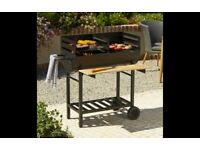 Twin Grill Wagon Barbecue