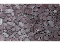 Plum Slate Chippings (Dumpy Sacks)