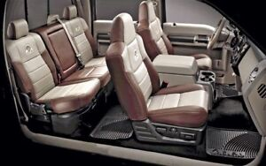 Ford F250/F350 Leather Seats, CABELAS Edition, Complete Interior