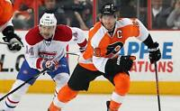 Philadelphia Flyers vs MTL Canadiens Fri Feb 19@19h30! Cheap tix