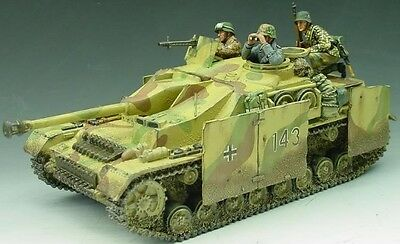 KING & COUNTRY WW2 GERMAN ARMY WS047SL STUG IV TANK SET MIB