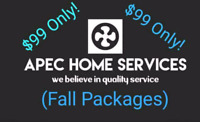 Duct Cleaning $99.99 Only or a Few Packages.