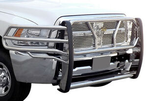 Used RHINO Grille Guard For 10-13 Dodge Ram 2500/3500