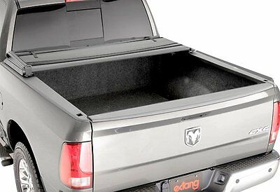 09-2017 Ram 1500 Crew Cab 5.7ft Short Bed Extang Trifecta Tri-Fold Tonneau Cover