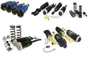Mercedes Porsche Audi Lincoln Air Suspension Conversion Kit NEW!