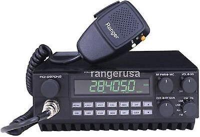 Rci 2970N4 Dx Am Fm Ssb Cw 10   12 Meter Mobile Ranger Radio