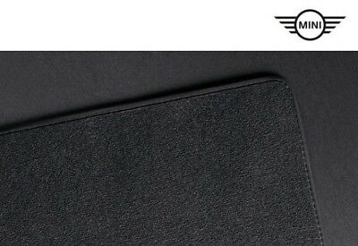 Original MINI Cabrio F57 JCW Textil-Fussmatten hinten Cooper Works 51472411347