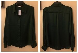 NWT Cleo Blouse Size XL