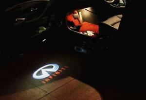 Infiniti Projector Courtesy/Puddle/Welcome Door Lights