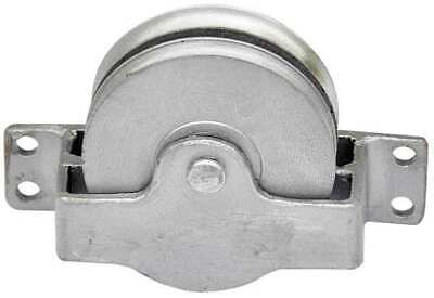 Zoro Select 5uln4 Pulley Block Wire Rope Side Mount 14 Max Cable 660 Lb.
