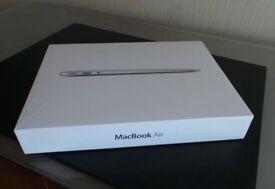 DEC 2016 Macbook Air 13 inch, i7, 2.2Ghz, 8gb, 256 ssd, High spec!! Brand new, sealed box!!