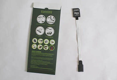 babiwa series No.20D Micro to SD Extension Cable TF to SD memorycard Extender