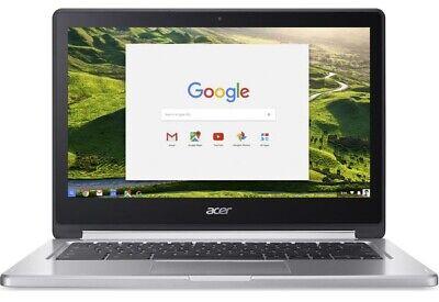"""Acer R13 CB5 13.3"""" 2 in 1 Chromebook M8173C 4GB/64GB eMMC Chrome OS - Silver"""