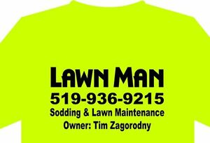 Grass cutting only or total property maintenace London Ontario image 7