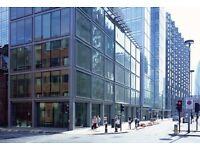 BISHOPSGATE Office Space to Let, EC2 - Flexible Terms | 2 - 85 people