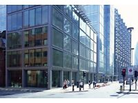 Bishopsgate (EC2) Modern, Private Office Space | Various sizes available (serviced)