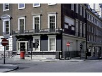 Serviced Office in Cavendish Square (W1) - Private or Shared, Flexible space