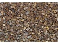 20mm gravel /pebbles garden driveway