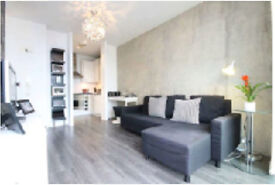 Bright and airy 1 bedroom apartment in Timber Wharf, Castlefield
