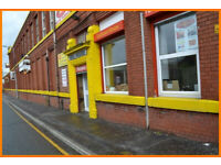 * (SALFORD - M6) * Flexible - Modern - Private OFFICE SPACE to Rent