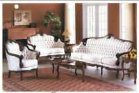 REDUCED, Living Room & Dining Room Furniture Set - Like NEW