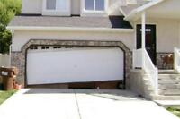 AJ Garage Doors / Best Rates very Afforable ! Call today