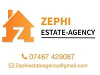 Estate Agents to find a suitable tenant and to manage your property.