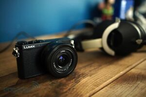 Panasonic Lumix GM-1 with 12-32mm kit lens