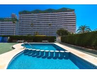 Apolo XI-4. Apartment in Calpe, Costa Blanca, Spain