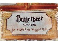 Harry Potter 'butterbeer' soap